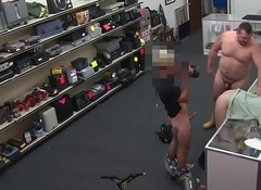Fucked In The Ass Wits Three Guys In The Pawhshop