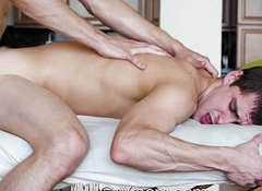 GayRoom - Sexy Kory Houston Gets Fucked DEEP by Colton Casey