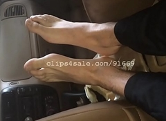 Chris Selfmade Foot Video