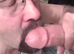 swallowing tingle all and jacking off