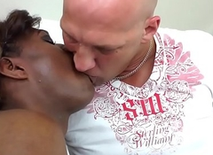 Black tranny ramming raw