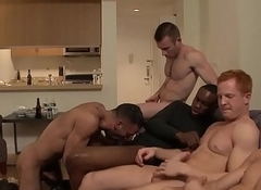 Marvellous Juvenile Studs Group Orgy